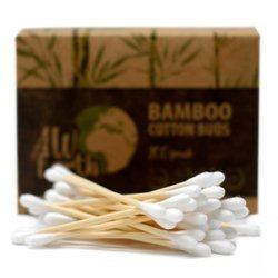 Bambus Wattestäbchen 200Stk.