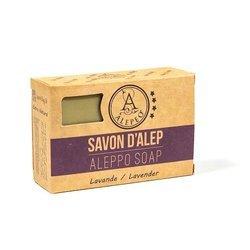 Seife Aleppo Lavendel