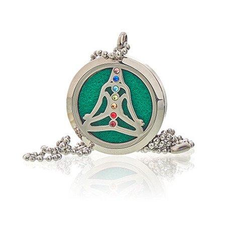 Aromatherapie Halskette - Yoga Chakra