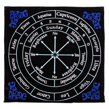 Astrologische Matte für Pendel