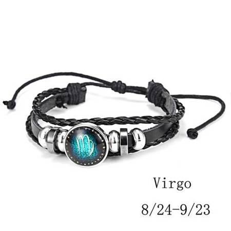 Jungfrau - Armband mit Sternzeichen