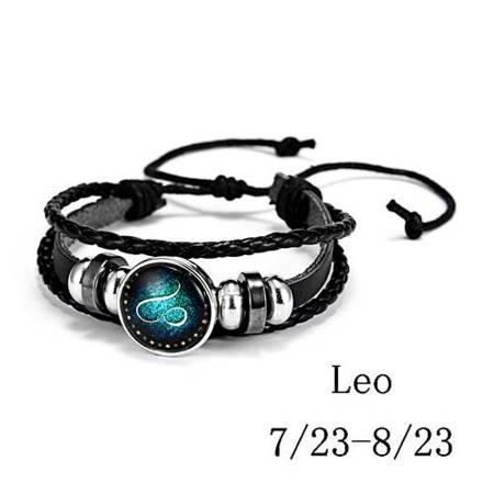 Löwe - Armband mit Sternzeichen